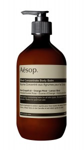 AESOP BODY RIND BALM 500mL C